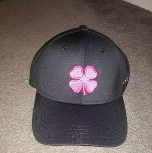 Black clover hat